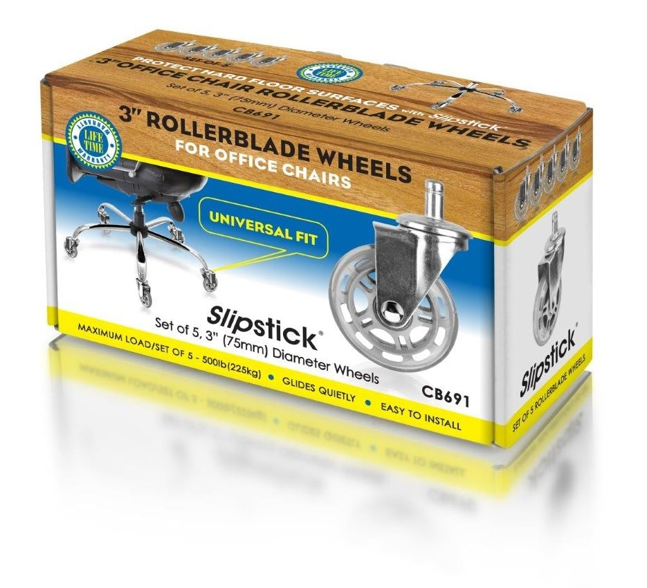 Slipstick Roller Blade Wheels Cb691 Slipstick Foot